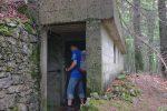 Et un autre blockhouse, déniché par Simon (à gauche du chemin cette fois)