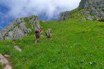 J'aime bien avoir des personnes sur les photos (pas trop quand même), cela permet de rendre la taille de la montagne