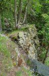 Un autre mur de pierres sèches