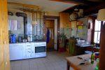 La cuisine de la cabane