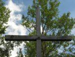 La croix de Claire Blanchard (qui est-ce ?)