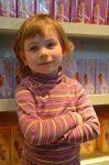 Sophie au pays des merveilles chocolatées