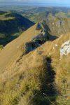 Après la pause, je pars pour le Col de Pierra Perchia