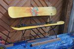 Récupération de deux snowboards