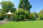 Retour au Jardin Anglais