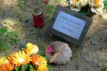 La dernière tombe, Griselidis Réal, prostituée. Sa tombe est à côté de celle de Calvin qui doit se retourner dans la sienne ! En tout cas cela avait couler l'encre en 2009