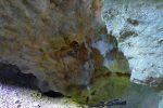 L'intérieur de la Grotte Juillard