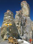 Le col de Hortürli, 2778m