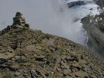 Le sommet du Schwarzhorn, 2785.7m