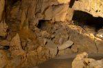 Salle du Cairn, un ancien passage de la rivière (réseau fossile)