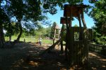 Place de jeux pour les enfants