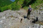 La Morge, on traverse la frontière pour basculer en Suisse