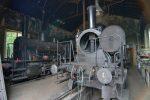 Et je vois les deux locomotives au charbon, une visite s'impose !