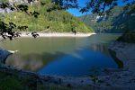Le lac de Moron