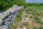 Un mur de pierres sèches, encore