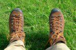 Je profite de cette balade du dimanche pour former ms nouvelles chaussures