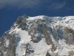 Le sommet du Mont-Rose, plus haut sommet Suisse