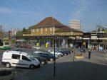 Départ depuis la gare de Morges, bon il y a plus jolie gare !