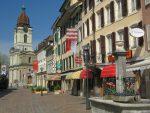 Rue Centrale de Morges