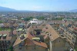 Vue sur Genève
