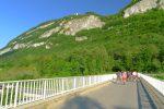 Dernier signe de civilisation, le pont de l'autoroute, avant un bon moment