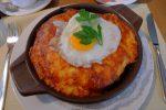 Après l'effert ... Croûte au fromage au restaurant du Mollendruz