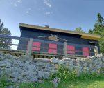 Chalet du ski-club de Montricher - Le Risel.
