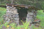 Un abri à Fontenale, non mentionné sur la carte
