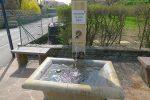 Fontaine bernoise !