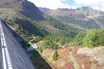 Vue sur la vallée