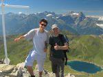 Et nous voilà au sommet du Grand Chavalard, 2899m