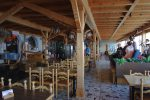 L'intérieur du restaurant