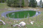 Dans le Jura calcaire, il faut trouver des moyens pour conserver l'eau
