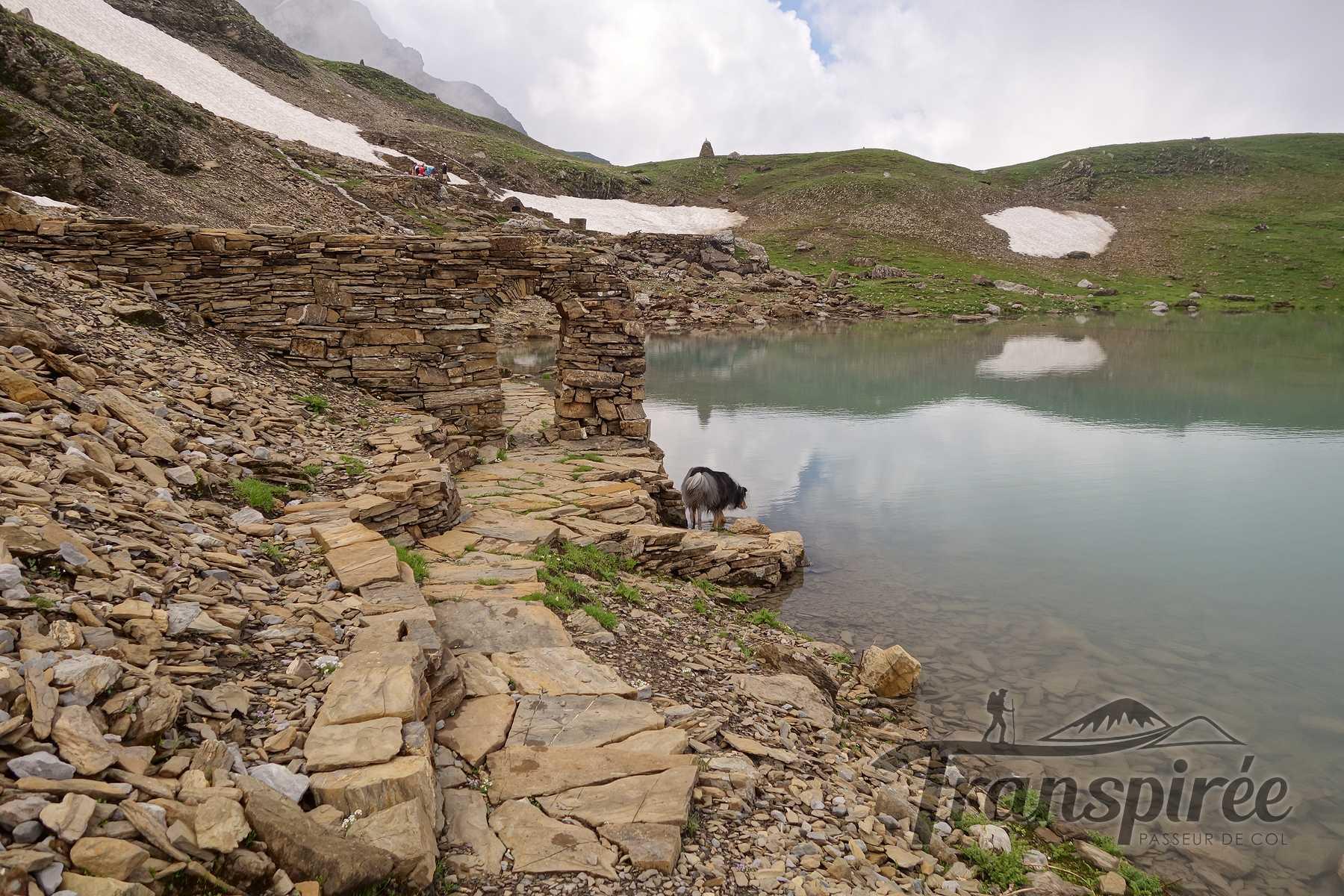 Randonnée au Signal et lac de Soi depuis Antème