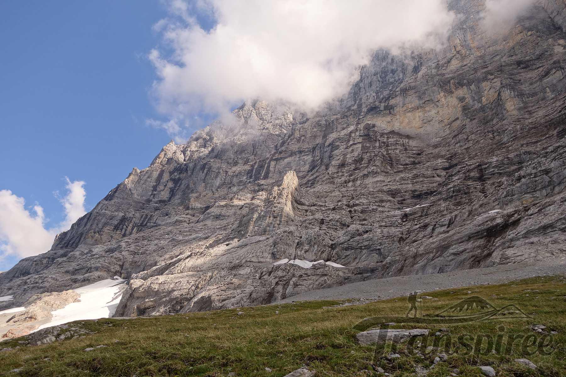 Randonnée à la Mönchsjochhütte depuis Grindelwald, l'Eiger Trail et la Jungfraujoch
