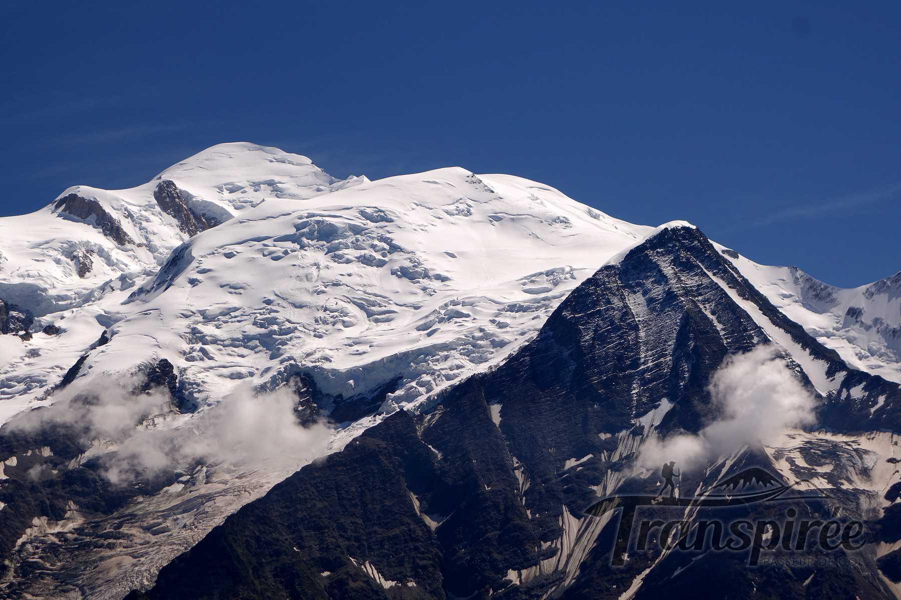 Randonnée à l'Aiguillette des Houches et refuge Bellachat depuis Merlet et les Chalets de Chailloux