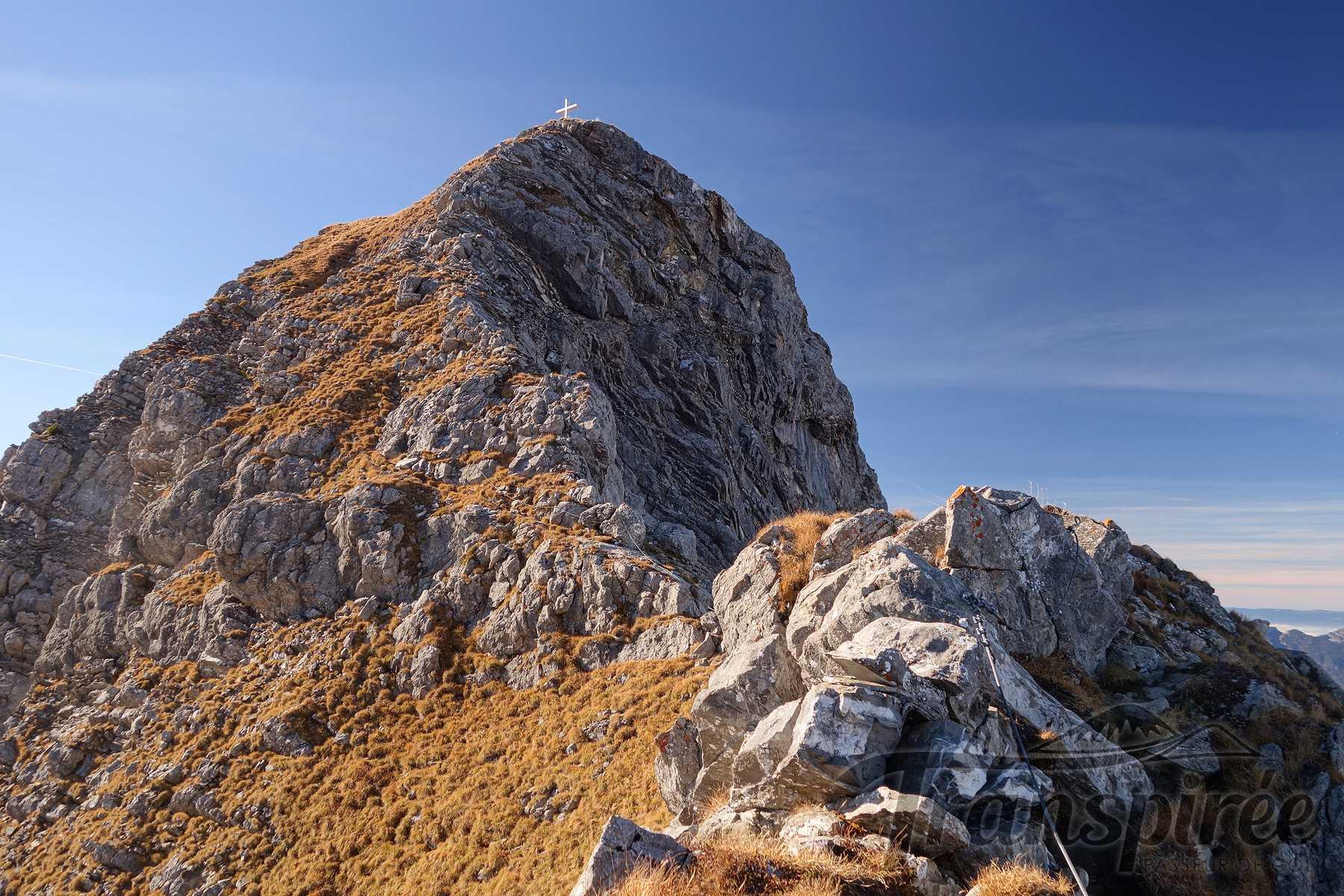 Randonnée aux Hauts Forts depuis Prodains (Avoriaz). Retour par le Col du Pic à Talon et Morzinette