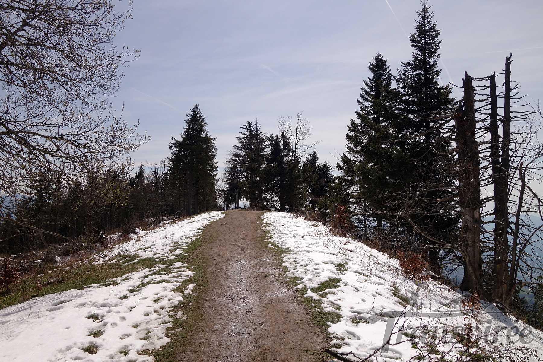 Randonnée au Signal des Voirons depuis le monastère Notre Dame de Bethléem