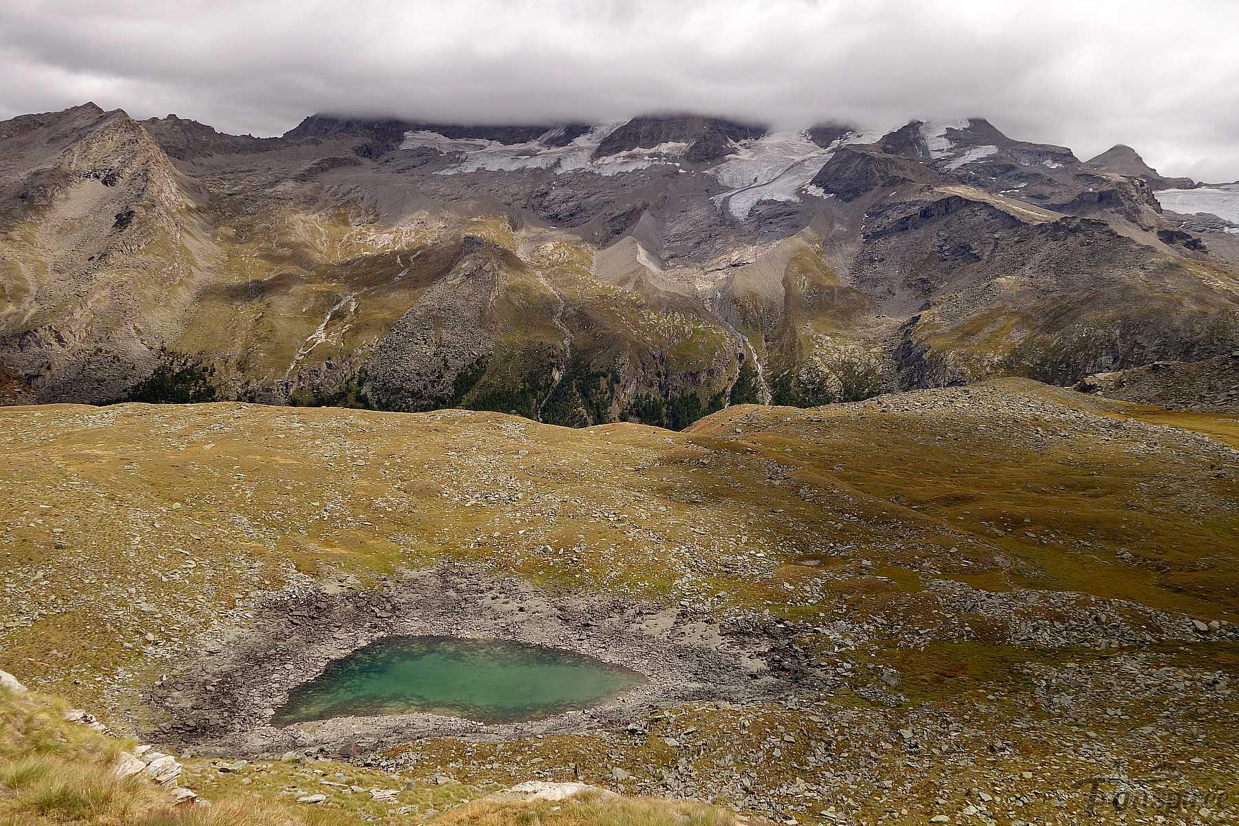 Randonnée Meyes, Plan Borgnoz et Croix Roley depuis Breuil