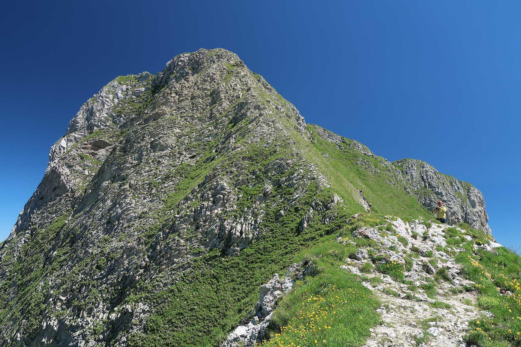 Randonnée au Gantrisch et Bürgle puis Gantrischseeli