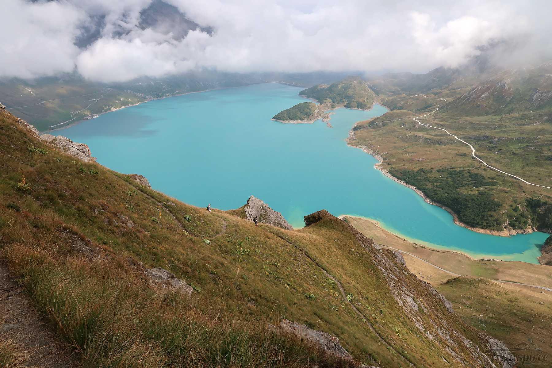 Randonnée au Pas de la Beccia depuis le Col du Mont Cenis