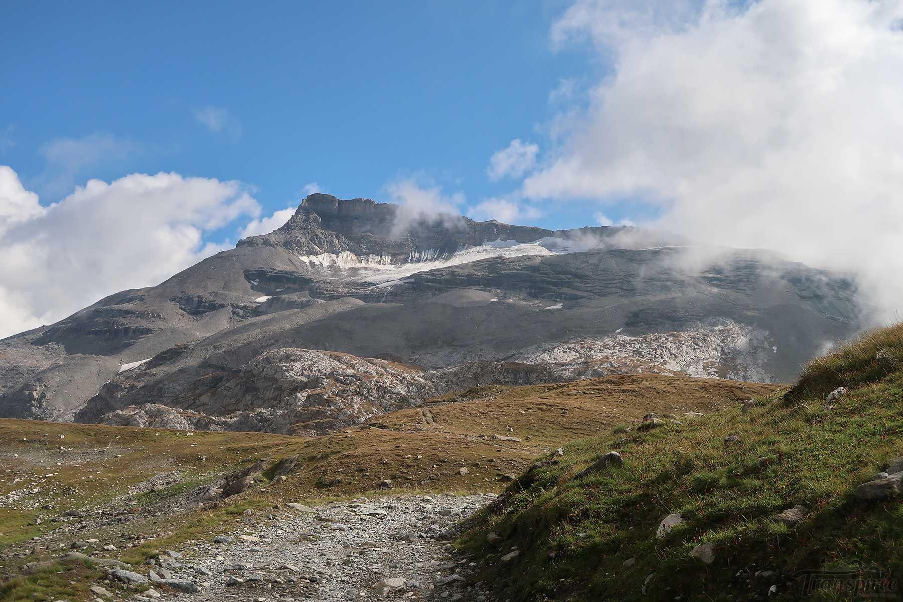 Randonnée au col de la Vanoise depuis Pralognan. Retour par Arcelin