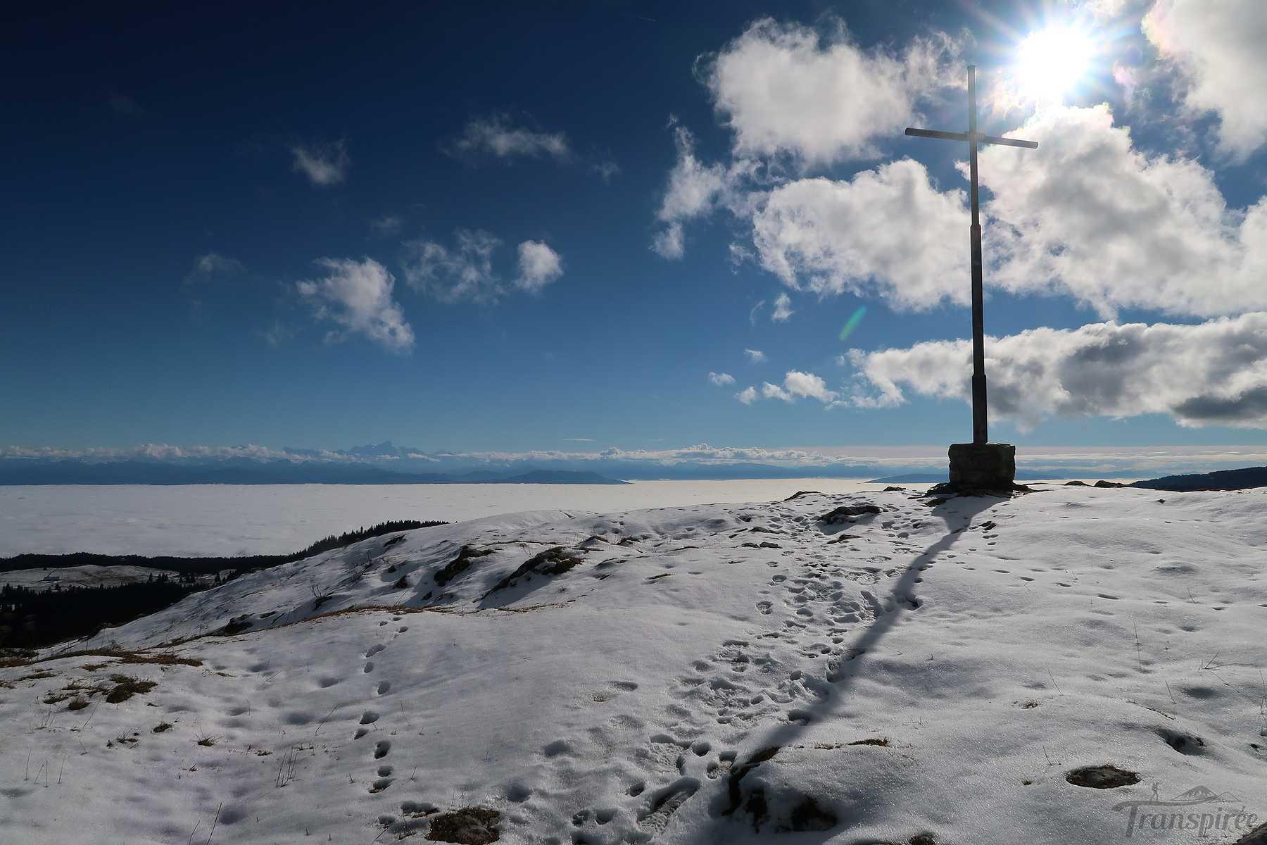 Randonnée au Mont Sala depuis le Bois d'Amont et ses refuges