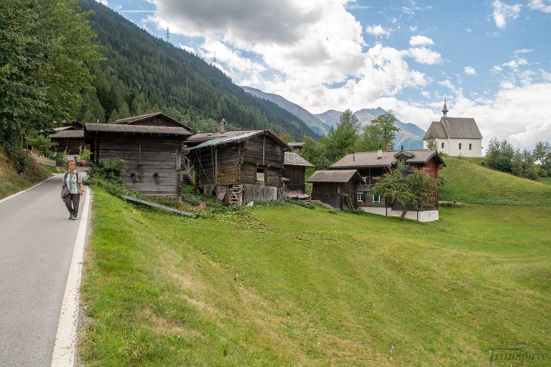 Randonnée à Mühlebach depuis Bellwald