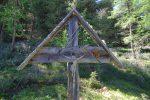Une croix originale