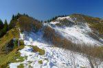 Col d'Encrène, 1936m. Le sentier sera désormais bleu-blanc