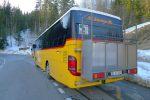 Le bus de dépannage