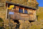 Schutzhütte, 2141m