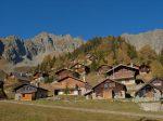 Le hameau de La Creusaz