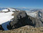 ... et sur la gauche où nous n'iront pas, le troisième sommet (Grossstrubel)
